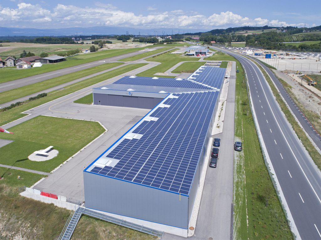 Aéroport de Lausanne Blécherette