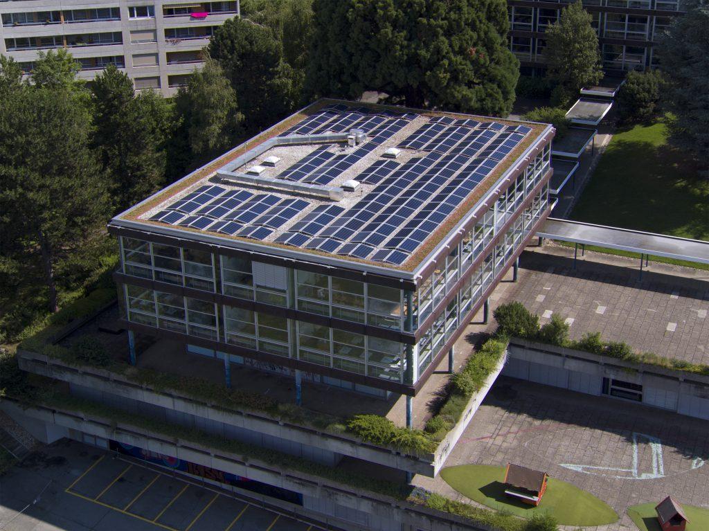 Collège des Bergières, Lausanne