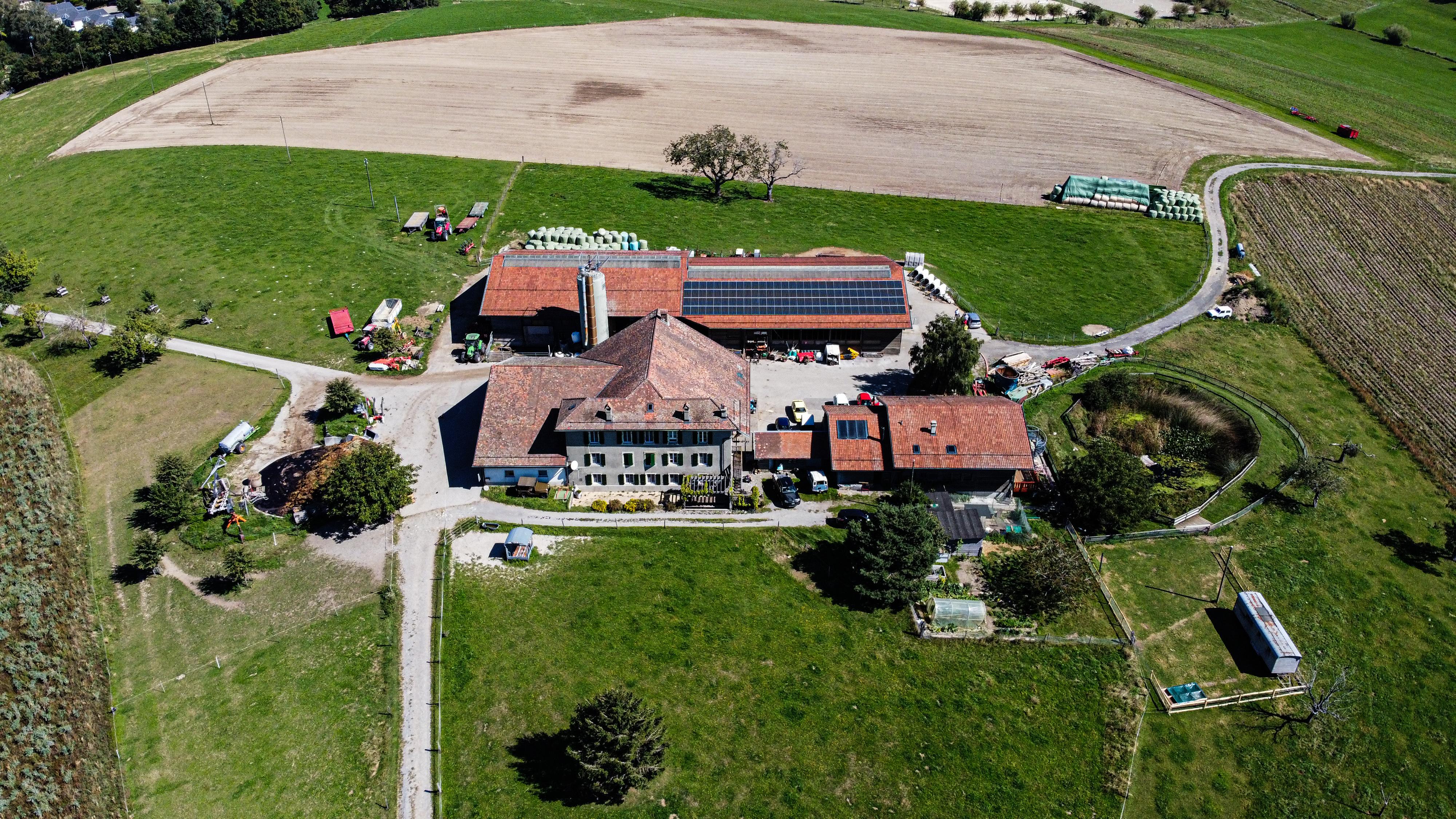 Photo centrale Chalet Ville